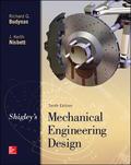 EBK SHIGLEY'S MECHANICAL ENGINEERING DE - 10th Edition - by BUDYNAS - ISBN 8220100256431
