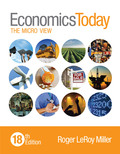 EBK ECONOMICS TODAY - 18th Edition - by Miller - ISBN 8220100663253