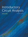 EBK INTRODUCTORY CIRCUIT ANALYSIS - 13th Edition - by Boylestad - ISBN 8220100668234