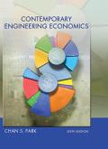 EBK CONTEMPORARY ENGINEERING ECONOMICS - 6th Edition - by Park - ISBN 8220101336736