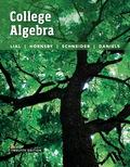EBK COLLEGE ALGEBRA - 12th Edition - by DANIELS - ISBN 8220102020160