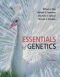 EBK ESSENTIALS OF GENETICS - 9th Edition - by Palladino - ISBN 8220102741614