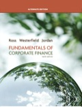 EBK FUNDAMENTALS OF CORPORATE FINANCE A - 10th Edition - by Ross - ISBN 8220102801363