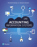 EBK ACCOUNTING INFORMATION SYSTEMS - 14th Edition - by Steinbart - ISBN 8220103613699