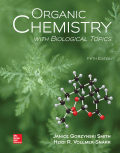 EBK ORGANIC CHEMISTRY WITH BIOLOGICAL T - 5th Edition - by SMITH - ISBN 8220103676199