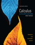 EBK CALCULUS & ITS APPLICATIONS, BRIEF - 14th Edition - by Asmar - ISBN 8220103680189