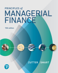 EBK PRINCIPLES OF MANAGERIAL FINANCE - 15th Edition - by SMART - ISBN 8220106777916
