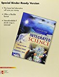 Loose Leaf Version For Integrated Science - 6th Edition - by Bill W Tillery, Eldon Enger, Frederick C Ross - ISBN 9780077754693