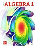 Glencoe Algebra 1, Student Edition, 9780079039897, 0079039898, 2018 - 18th Edition - by Carter - ISBN 9780079039897
