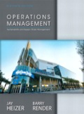 Operations Management - 11th Edition - by HEIZER - ISBN 9780133148787