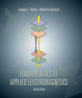Fundamentals of Applied Electromagnetics (7th Edition) - 7th Edition - by ULABY - ISBN 9780133356984