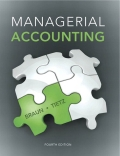 Managerial Accounting - 4th Edition - by TIETZ - ISBN 9780133428513