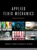 Applied Fluid Mechanics (7th Edition) - 7th Edition - by Mott - ISBN 9780133494839