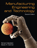 Manufacturing Engineering & Technology - 7th Edition - by KALPAKJIAN - ISBN 9780133559897