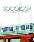 EBK SOCIOLOGY:DOWN-TO-EARTH APPROACH - 12th Edition - by Henslin - ISBN 9780133826630