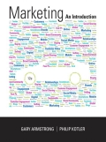 Marketing: An Introduction (12th Edition) - 12th Edition - by Armstrong - ISBN 9780133921052