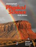 Conceptual Physical Science (6th Edition) - 6th Edition - by Hewitt - ISBN 9780134080512