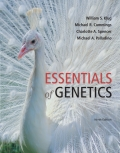 Essentials of Genetics (9th Edition) - Standalone book - 9th Edition - by KLUG - ISBN 9780134145815
