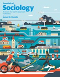 Essentials of Sociology (12th Edition) - 12th Edition - by Henslin - ISBN 9780134205984