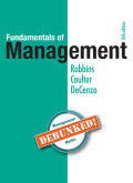 Fundamentals of Management (10th Edition) - 10th Edition - by Robbins - ISBN 9780134239828