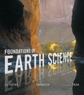 EBK FOUNDATIONS OF EARTH SCIENCE - 8th Edition - by Lutgens - ISBN 9780134294827