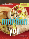 Nutrition & You (4th Edition) - 4th Edition - by Blake - ISBN 9780134385488
