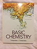 Basic Chemistry - Fifth Edition - 5th Edition - by Timberlake & Timberlake - ISBN 9780134401928