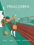 Prealgebra (6th Edition) - 6th Edition - by Blair - ISBN 9780134432960