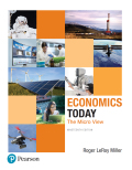 Economics Today: The Micro View (19th Edition) (Pearson Series in Economics) - 19th Edition - by Miller - ISBN 9780134479835