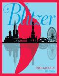 Precalculus (6th Edition) - 6th Edition - by Blitzer - ISBN 9780134494890