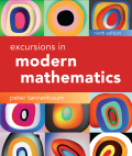 Excursions in Modern Mathematics (9th Edition) - 9th Edition - by Tannenbaum - ISBN 9780134506616