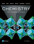 Chemistry: The Central Science (14th Edition) - 14th Edition - by Brown - ISBN 9780134554563