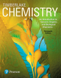 Chemistry: An Introduction to General  Organic  and Biological Chemistry (13th Edition) - 13th Edition - by Timberlake - ISBN 9780134564586