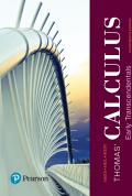 EBK THOMAS' CALCULUS - 14th Edition - by WEIR - ISBN 9780134606118