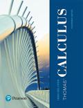 EBK THOMAS' CALCULUS - 14th Edition - by WEIR - ISBN 9780134654881