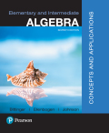 Elementary and Intermediate Algebra: Concepts and Applications (7th Edition) - 7th Edition - by BITTINGER - ISBN 9780134686936