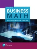 Business Math - 11th Edition - by CLEAVES - ISBN 9780134711706