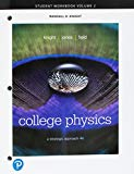 Student Workbook For College Physics Format: Paper - 4th Edition - by Knight, Randall D., (professor Emeritus)^jones, Br - ISBN 9780134724805