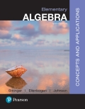 Elementary Algebra: Concepts and Applications (10th Edition) - 10th Edition - by BITTINGER - ISBN 9780134753089