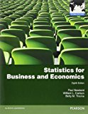 Statistics For Business And Economics (paperback) - 8th Edition - by NEWBOLD - ISBN 9780273767060
