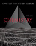 EBK CHEMISTRY:CENTRAL SCIENCE - 12th Edition - by Brown - ISBN 9780321830548