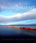 EBK ENVIRONMENT:SCIENCE... - 5th Edition - by WITHGOTT - ISBN 9780321972767
