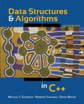 Data structures and algorithms in C++ - 2nd Edition - by Goodrich - ISBN 9780470460443