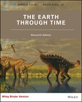 EBK THE EARTH THROUGH TIME - 11th Edition - by Unknown - ISBN 9781119117063