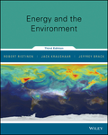 EBK ENERGY AND THE ENVIRONMENT - 3rd Edition - by BRACK - ISBN 9781119179238