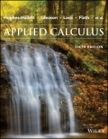 EBK APPLIED CALCULUS, ENHANCED ETEXT - 6th Edition - by DA - ISBN 9781119399353
