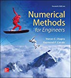 Package: Numerical Methods For Engineers With 2 Semester Connect Access Card - 7th Edition - by Steven Chapra - ISBN 9781259279911