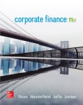 Corporate Finance (The Mcgraw-hill/Irwin Series in Finance  Insurance  and Real Estate) - 11th Edition - by Ross - ISBN 9781259295881