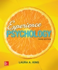 Loose Leaf Experience Psychology - Standalone Book - 3rd Edition - by King - ISBN 9781259312144