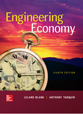 Engineering Economy - 8th Edition - by Blank - ISBN 9781259683312
